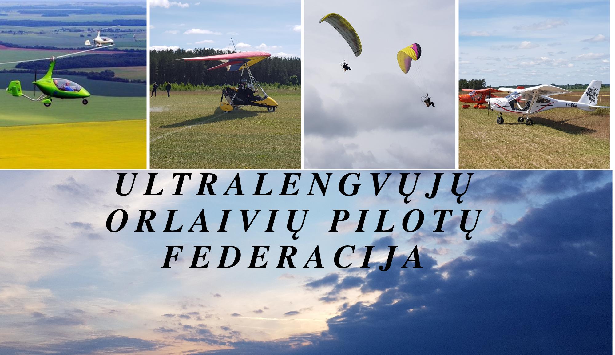 Ultralengvųjų orlaivių pilotų federacija